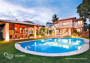 Upscale homes in Costa de Sauipe