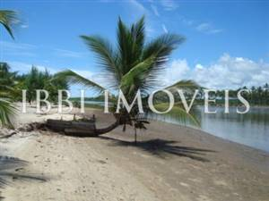 La tierra en la paradisíaca isla